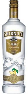 Smirnoff Vodka Pear 1.00l